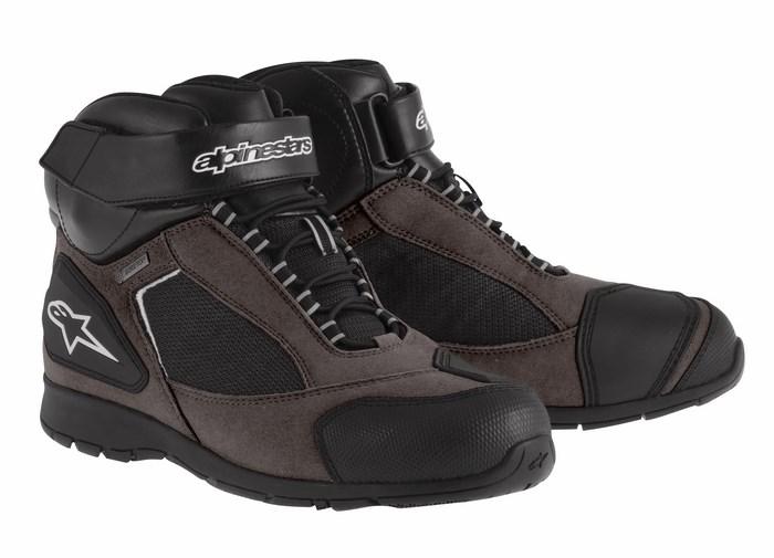 Alpinestars Sierra Gore-tex XCR shoes canteen mud