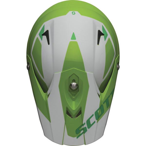 Cross helmet Stratum Pro 350 Scott Green