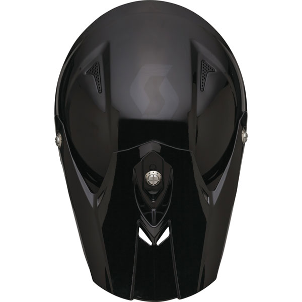 Cross helmet Scott Pro 350 Black Grey