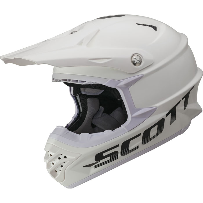 Cross helmet Scott Pro 350 White Black