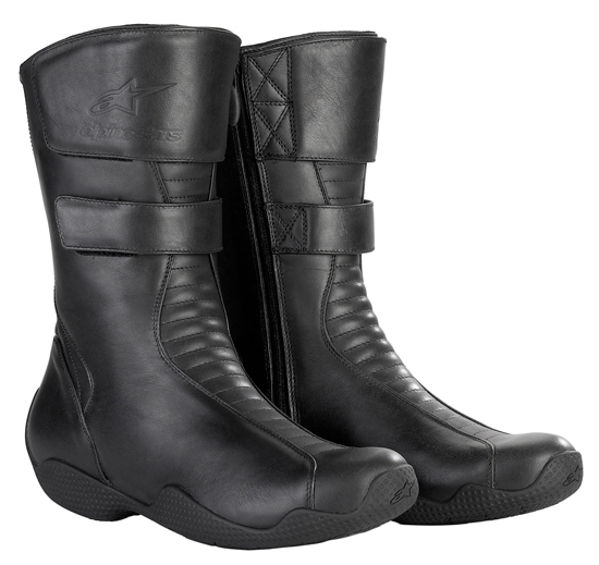 Boots Alpinestars Stella Torre Waterproof Ladies - Black
