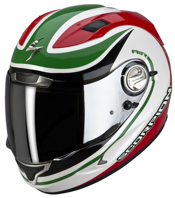 Full face helmet Scorpion EXO 1000 E11 Patriot Italy