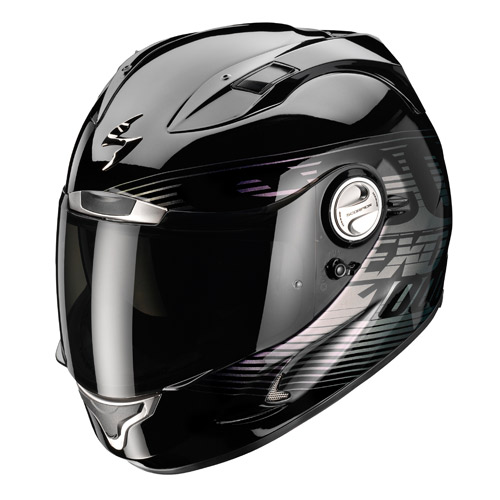 Scorpion Exo 1000 Air Phantom full face helmet Black Chameleon