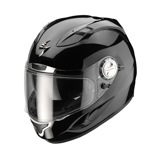 Casco integrale Scorpion Exo 1000 Air Nero