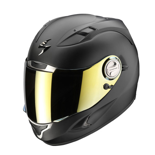 Scorpion Exo 1000 Air full face helmet Matt Black