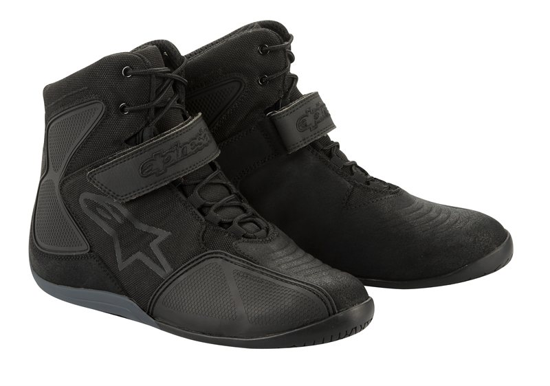 Alpinestars FASTBACK WP shoes Black-Charcoal