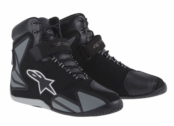 Alpinestars boots Fastback Waterproof Black