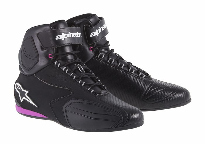 Alpinestars Stella Faster shoes black pink