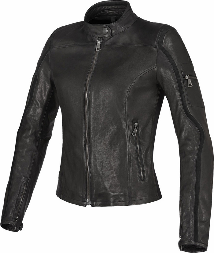 Dainese motorcycle jacket woman balls Jessy Lady Black