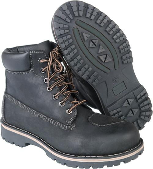 Tucano Urbano Tritone 257 boots black