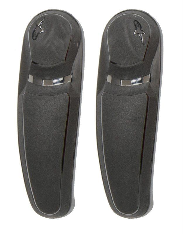 Coppia slider per stivali Alpinestars SMX PLUS neri