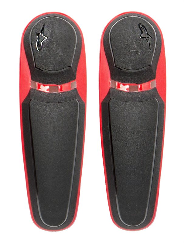 Alpinestars Toe slider for SMX PLUS boots red-black