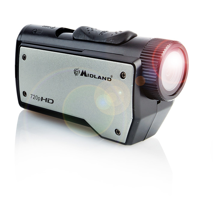 Midland XTC-260 Action camera HD Ready