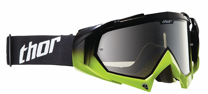 Cross Thor Hero goggles black-green