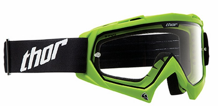 Eyewear Cross Thor Enemy Solid green