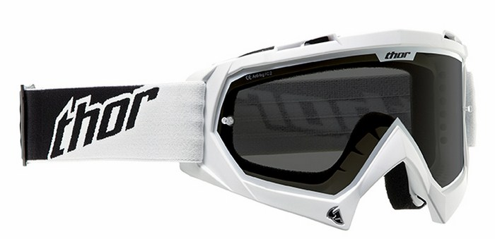 Thor Enemy Sand goggle white