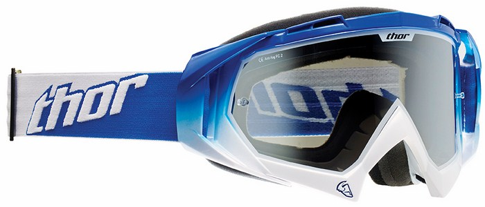 Cross Thor Hero goggles blue-white
