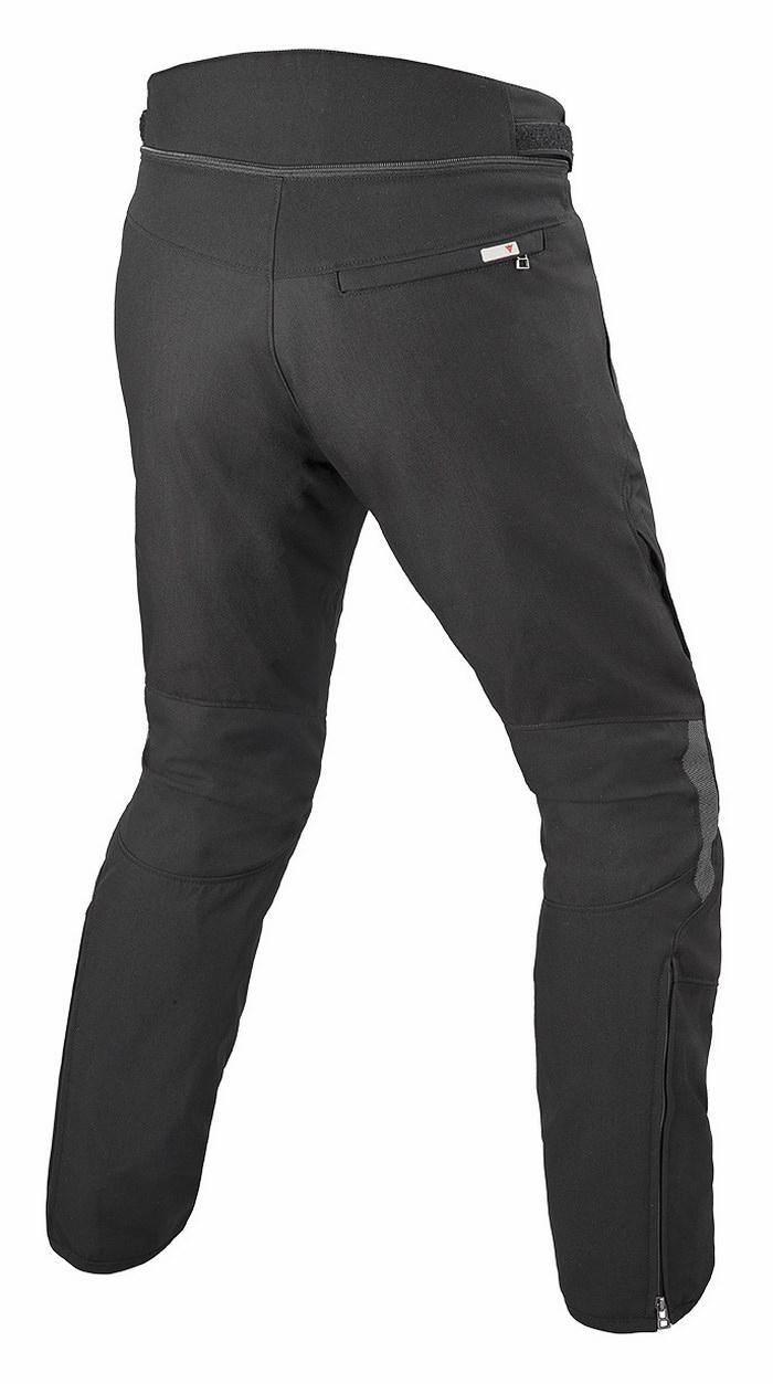Pantaloni moto donna Dainese D-System Evo D-Dry Nero