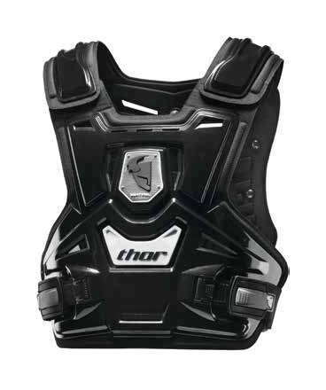 Thor Youth Sentinel Roost Guard black