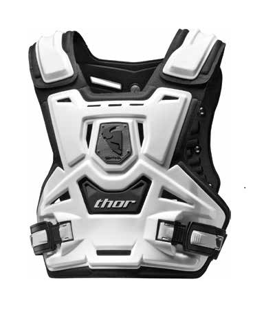 Thor Youth Sentinel Roost Guard white