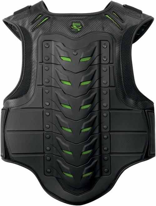 Icon Stryker Vest Harness Green