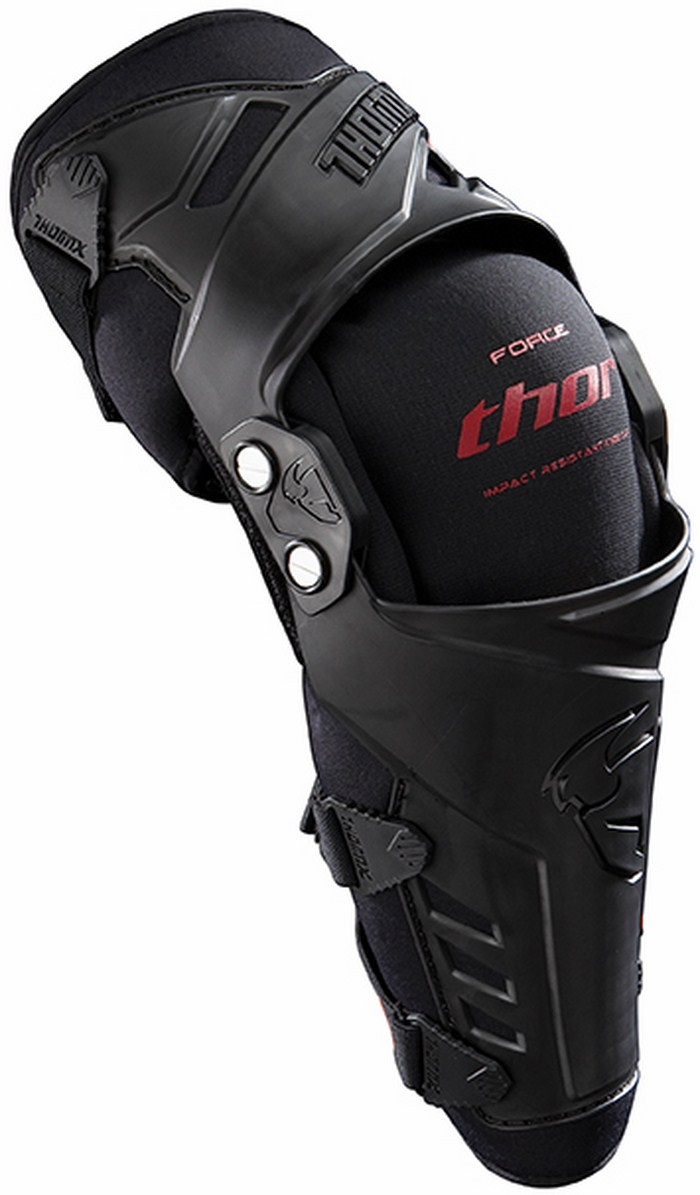 Thor Force knee guard black