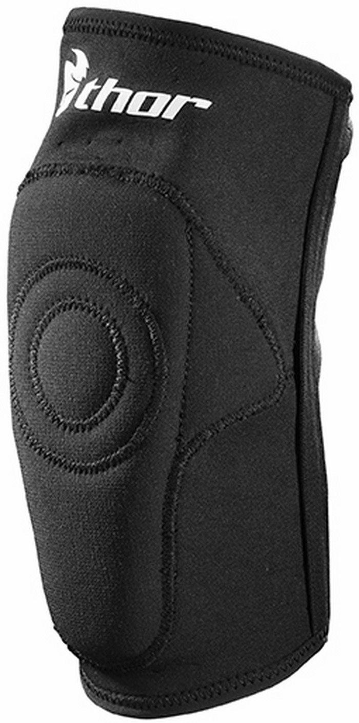 Thor Static Elbow  protectors black