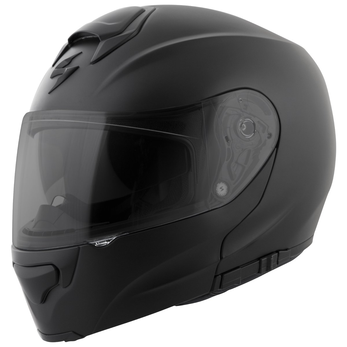 Casco modulare Scorpion Exo 3000 Air nero opaco