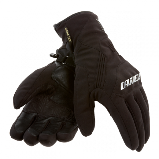 Dainese Sprog-S Gore-Tex Lady motorcycle gloves black-black