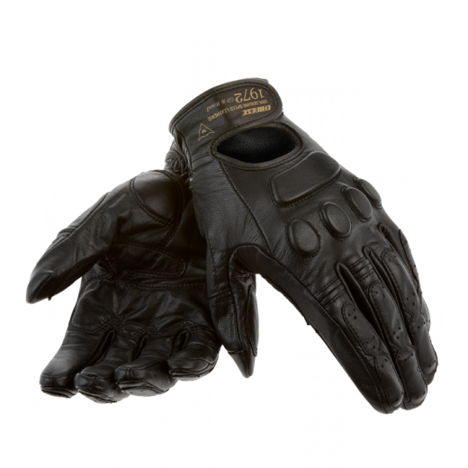 Dainese BLACKJACK LADY gloves Black