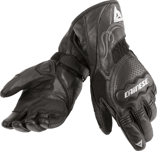 Dainese Dart Lady motorcycle gloves black