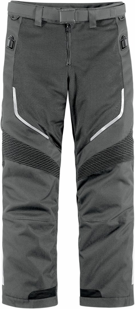 Motorcycle trousers summer Citadel Icon Grey Mesh