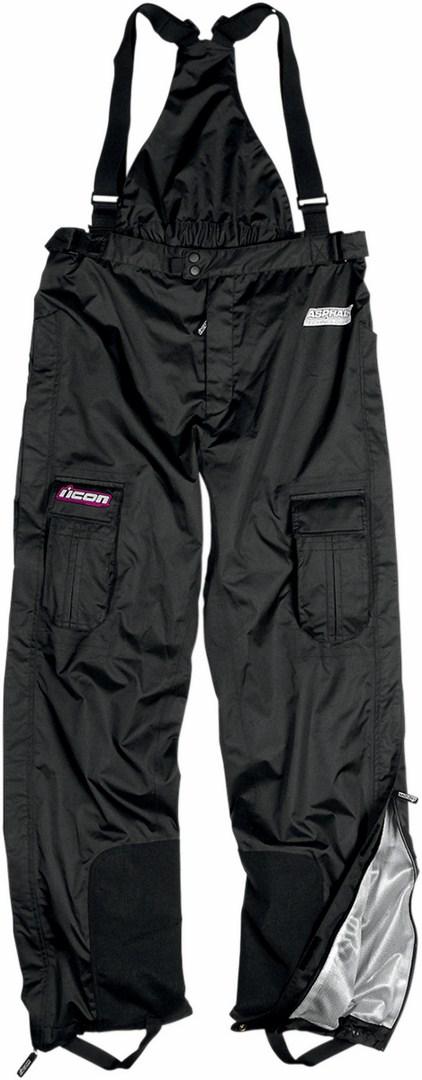 Waterproof pants Icon PDX Waterproof Black woman