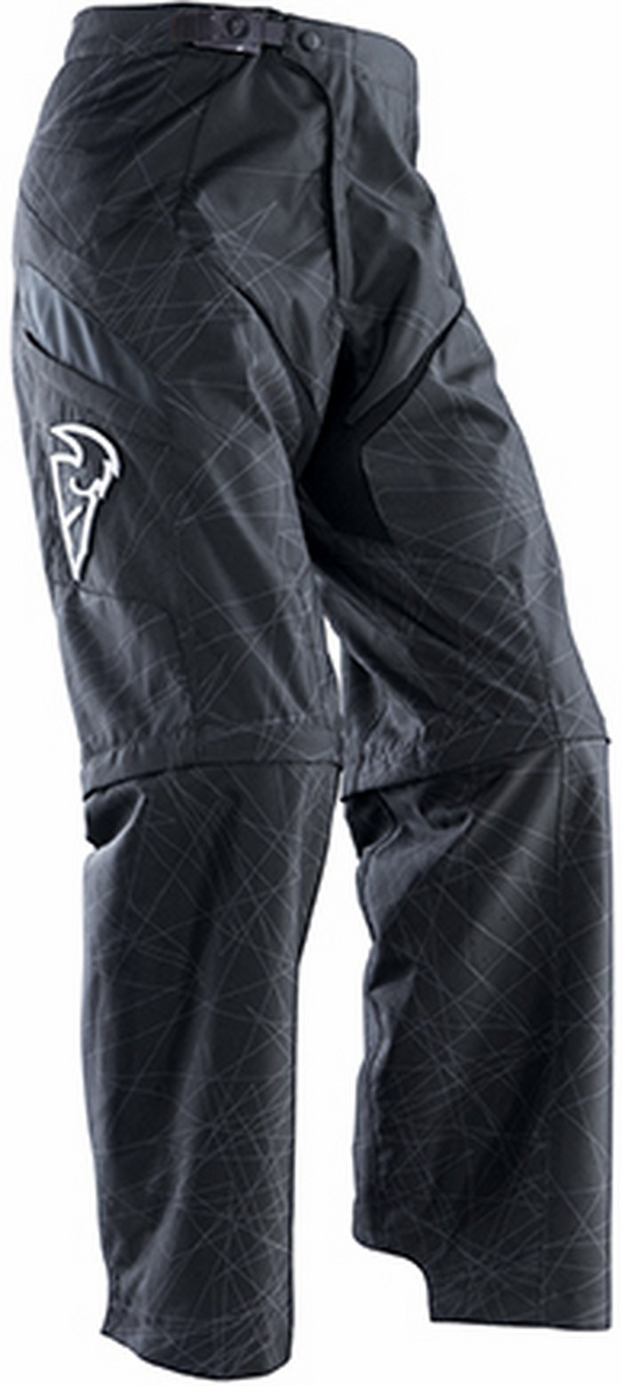 Pantaloni off-road Thor Static Gear neri
