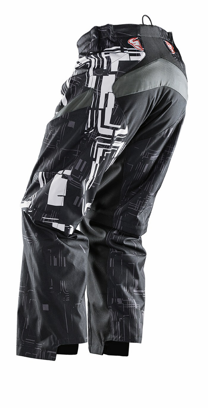 Pantaloni off-road Thor Static Gear Boxed