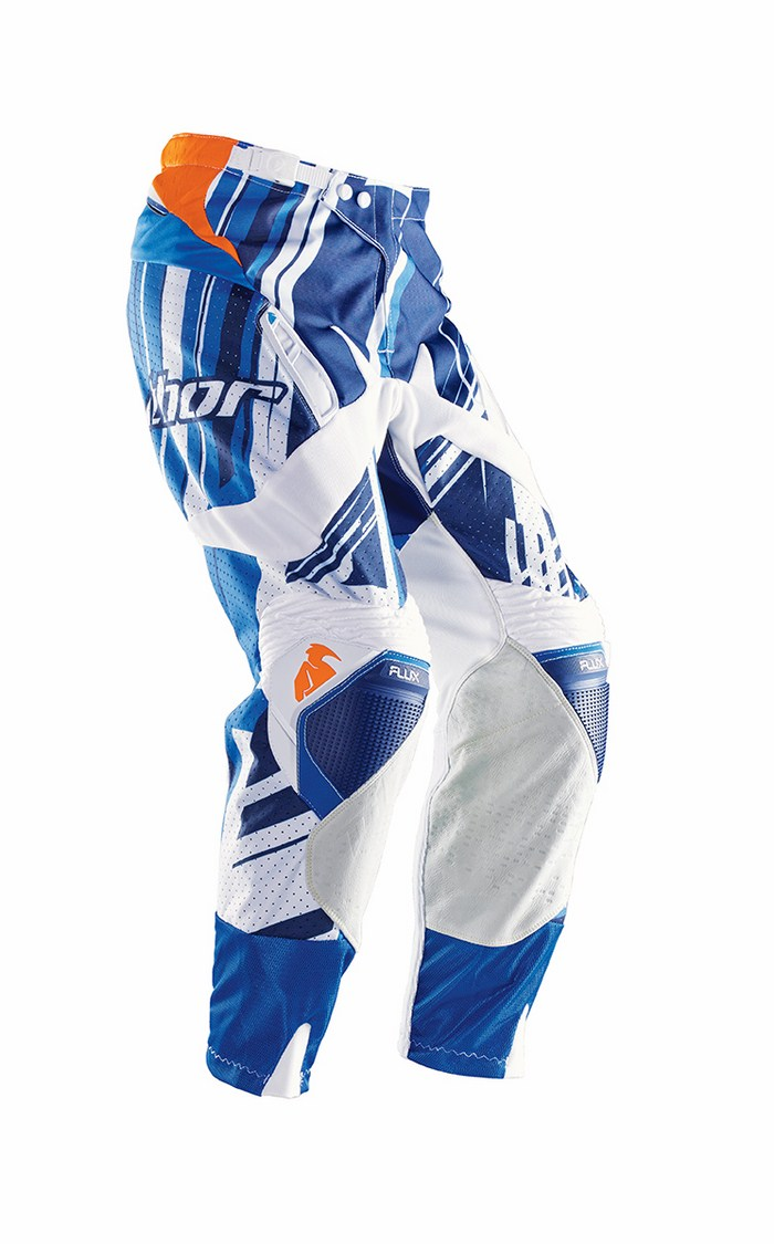 Thor Flux Pants cross blue Shred