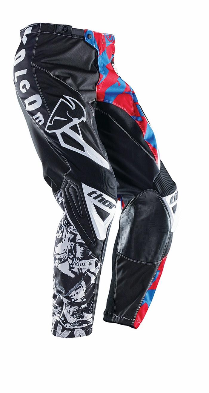 Pantaloni cross Thor Volcom Collab Phase Paradox