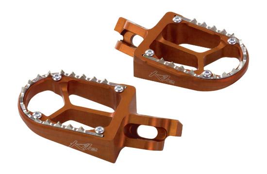 Pedantic Kite Kit KTM Orange