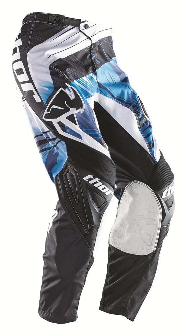 Pantaloni Cross Bambino Thor Phase Swipe blu