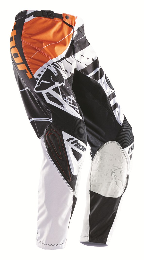 Thor Youth Phase Mask pants orange
