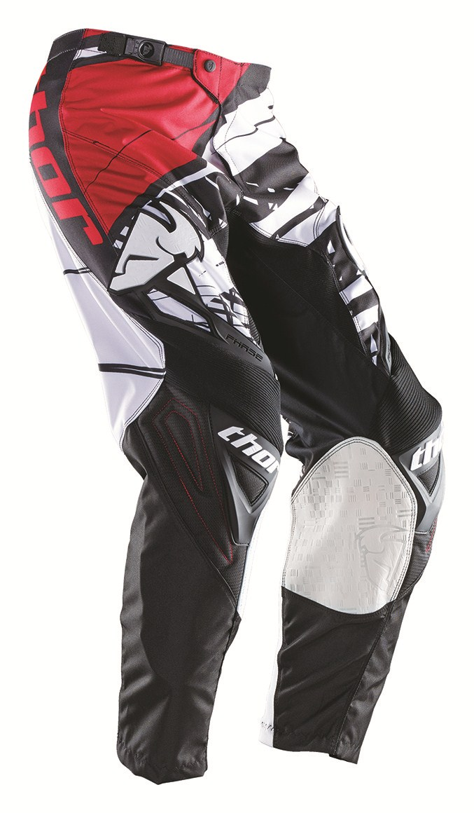 Thor Youth Phase Mask pants red