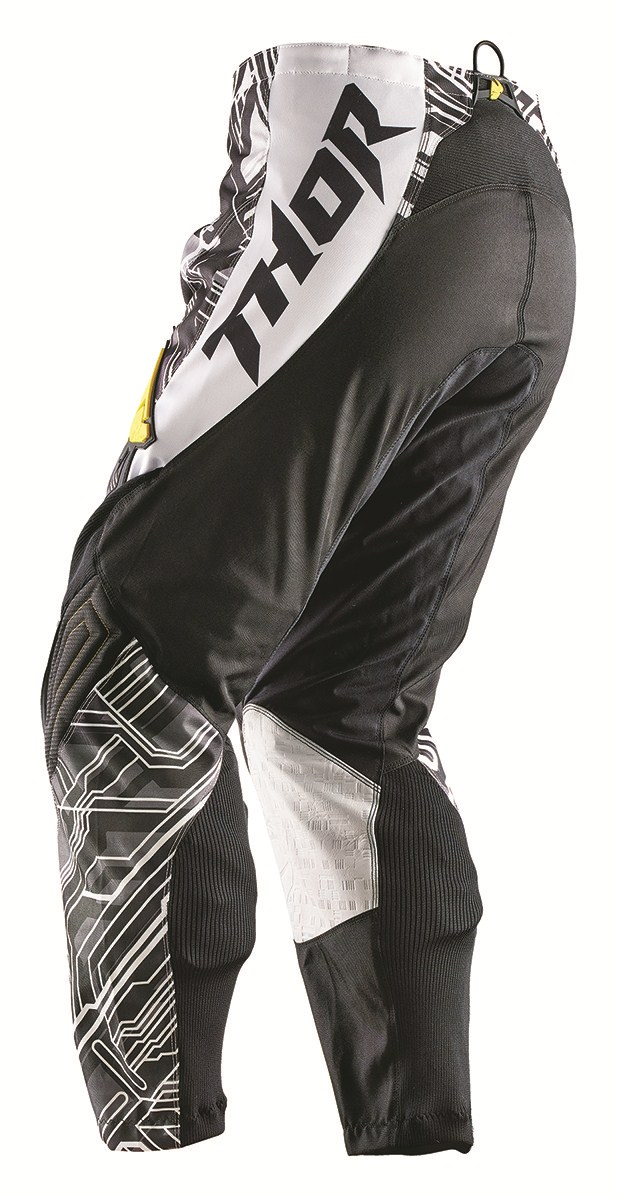 Thor Youth Phase Fusion pants yellow