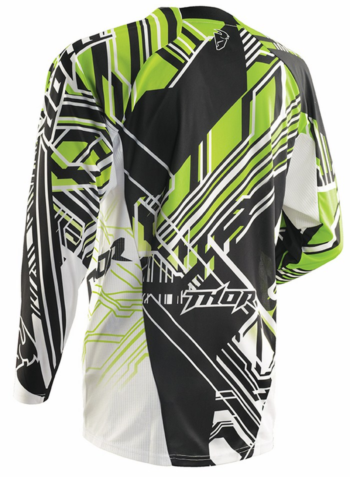 Thor Core Fusion jersey Green