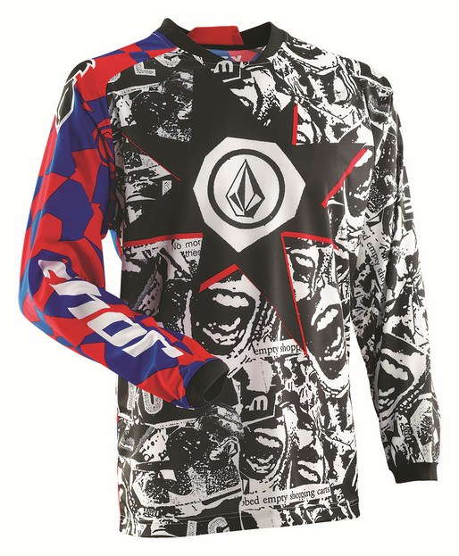 Thor Youth Phase Volcom Paradox Jersey