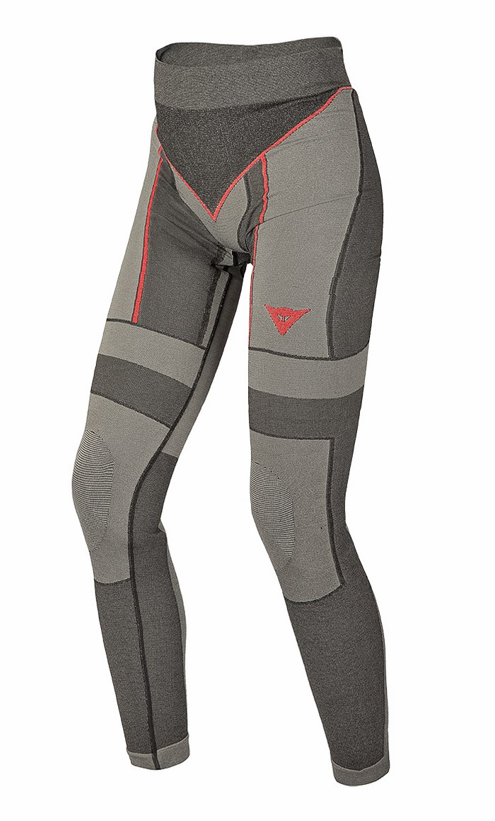 Pants intimate woman Dainese Evolution Warm Charcoal Grey