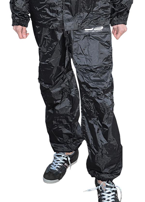 Rain Trousers Jollisport Romeo Black