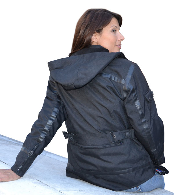 Motorcycle jacket woman Jollisport Buzz