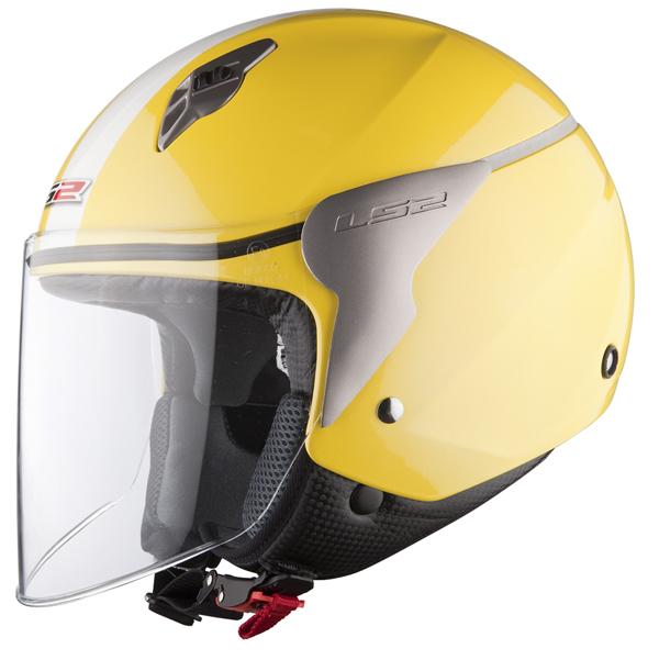 Helmet LS2 OF559 Blink high visibility