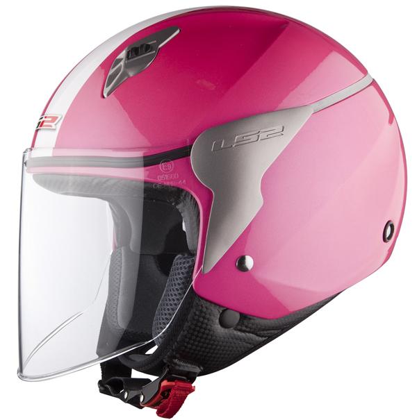 Helmet LS2 OF559 Blink pink