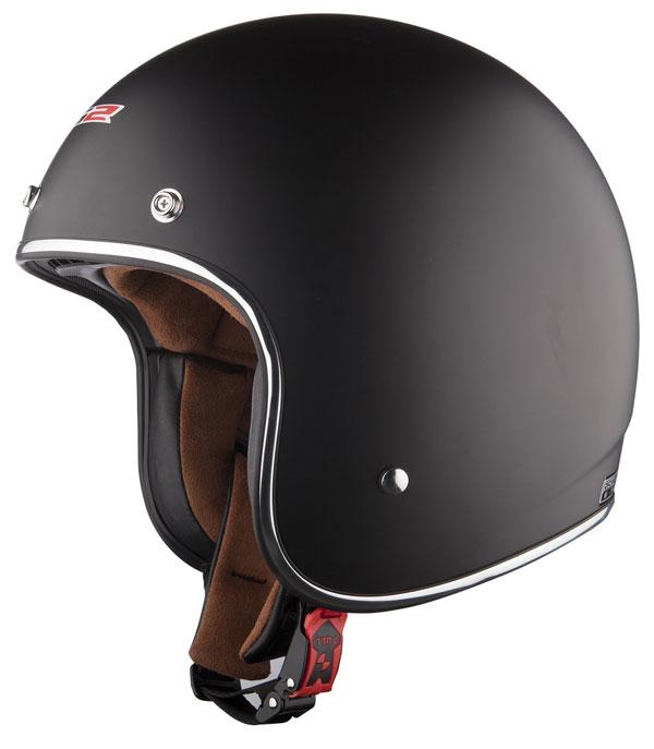 Helmet LS2 OF583 fiber Bobber matt black